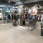 Designgulv i butikk fra Parkettstudio